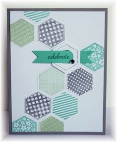 Tuesday, June 11, 2013 Scrappin' and Stampin' in GJ: Six-Sided Sampler