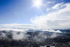 Picture from Zaarourieh, #lebanon. Photo sent by Ali Youness. #livelovelebanon #snow #winter #white #nature