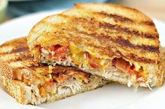 Chicken Bacon Panini with Spicy Chipotle Mayo | Tasty Kitchen: A Happy Recipe Community!