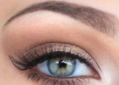 The Victorias Secret eye. Everyday eye makeup