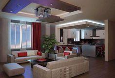 salotto-moderno-cucina-vista-controsoffitta.jpg (720×493)