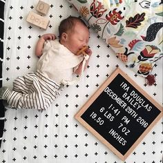"""""""0 days"""" on our Swiss Cross crib sheet! Have you ever seen anything more perfect? My guess is no! ☺️ Congratulations @mrs.jordonbailey"""