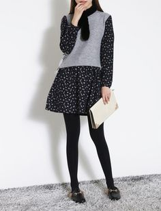 Women winter spring Casual Simple dresses Knitwear  #Unbranded