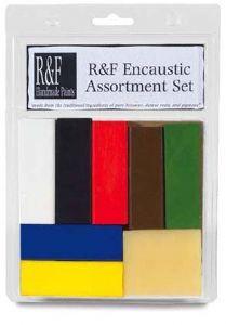 R Encaustic Paint Starter Set