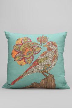 Valentina Ramos Bird Pillow  Idea for pillow design