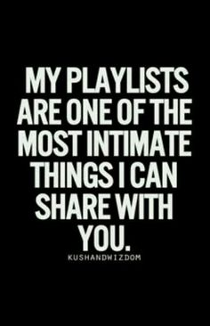 Musical Playlists