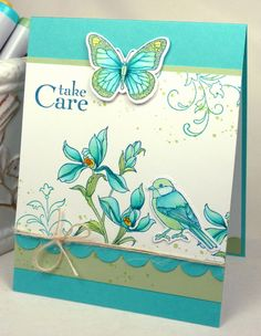 Backyard Care by BeckyTE - Cards and Paper Crafts at Splitcoaststampers