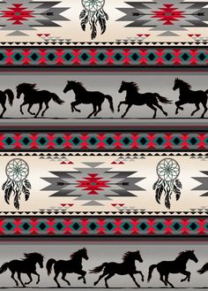 Dancing Bear Indian Trader: Beads, Bells, and Buckskin Vs Pink Wallpaper, Aztec Wallpaper, Horse Wallpaper, Screen Wallpaper, Native American Decor, Native American Patterns, Native American Beadwork, Horse Background, Southwestern Quilts
