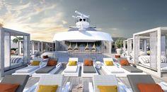 Celebrity Edge - The Retreat Sundeck - Celebrity Cruises