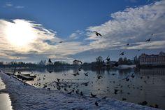 Barockstadt Schärding am Inn Winter Wonderland, Advent, River, Mountains, Nature, Outdoor, Tourism, Tours, Interesting Facts