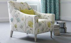 Celeste Fabric Collection (source Villa Nova) / Fabric Wallpaper Australia / The Ivory Tower