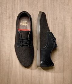 Vans OTW Collection Fall 2012: The Pritchard  Something about these makes me want to grow a gentleman's handlebar mustache, toss on my cheaters, ride my bike to the cafe, drop a few clams on some java and relax with my dame   via Vans