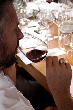 Nun gilt es herrauszufinden welcher Wein zu der Expertise passt