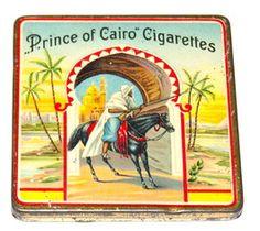 Prince of Caïro Tin
