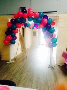 Frozen balloons ideas