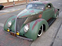 rat rod volkswagen   Tema: --hot Rods-rat Rods-wolks Rods-- Otro Estilo De Vida