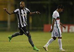 Blog Esportivo do Suíço:  Botafogo goleia a Portuguesa e fica a uma vitória da vaga nas semifinais