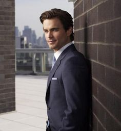 matt bomer. he has gorgeous eyes, a great bod, and can pull off a tuxedo with a fedora.