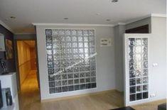 Fantastiche immagini su mattoni di vetro glass blocks wall