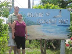 Abaco, Bahamas. Where we got married!