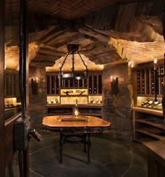 """This dreamy mountain retreat called the """"Great Northern Lodge"""" was designed by Centre Sky Architecture, located in Whitefish, Montana."""