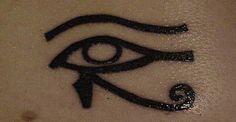 egyptian eye