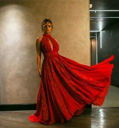 Awards, Formal Dresses, Party Dresses, Red, Instagram, Memes, Fashion, Bandeau Dress, Bride Groom Dress