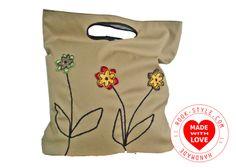Einkaufstaschen - Designer Einkaufstasche für Umweltbewusste - ein Designerstück von Schlafbrille-ROOKStyle bei DaWanda