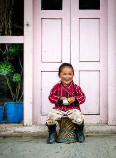 Young girl with a beautiful smile  Photography  by TBOphotography