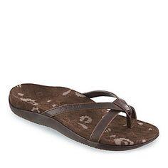 orthaheel moraga II thong sandals