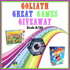 Goliath Great Games Giveaway