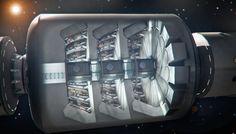 Human hibernation pods: is this the future of deep space exploration? - Richard van Hooijdonk