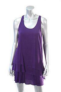ALICE + OLIVIA RUFFLE TANK DRESS Size Medium  Retail: $215  PlushAttire.Com Price: $84.90  61% OFF RETAIL!  #fashion