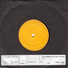 Christian Kleine - Minus Time (Vinyl) at Discogs