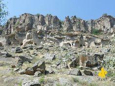 Voyage TURQUIE avec enfant Ihlara valley en famille - Cappadoce