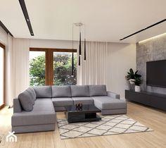Living Room Tv Unit Designs, Living Room Sofa Design, Interior Design Living Room, Modern White Living Room, Modern Tv Room, Hall Room Design, Family Room Design With Tv, Living Pequeños, Living Room Decor Colors