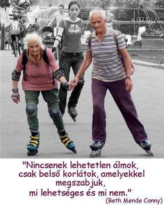 young at heart, never too old, older couples, happy couples, cute