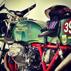CAFE' RACER CULTURE: MG 39
