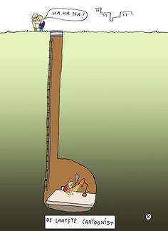 Kama tekent weer! #CharlieHebdo