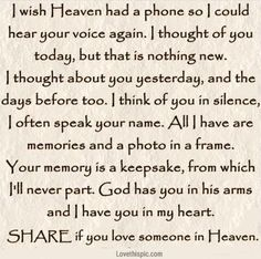 If you love someone in heaven. What a sad sad week it has been. I've been where they're at and I hate so much to see my little brother go through what I went through, what 7 years later I still hold close to my heart. My heart is broken. I can only hope my experience allows me to help my little brother through his loss.