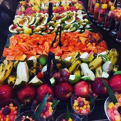Tropical fruit buffet at Riu Palace Bavaro - healty - All Inclusive - RIU Hotels