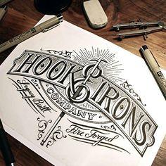 Hook & Irons by Jason Carne