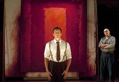 Arts and culture in pictures by The Times Contemporary Plays, Contemporary Abstract Art, Red Play, Alfred Molina, Research Images, Theatre Reviews, Helen Mirren, Mark Rothko, A Star Is Born