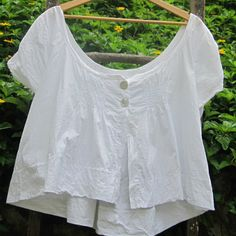 Cotton Top Made to Order from a Small to Extra por MegbyDesign, $165.00