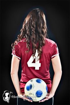 soccer senior picture ideas - Google Search