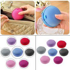 7 Colores PU cuero de la Cremallera de Protección funda de Auriculares Auriculares bolsa de Almacenamiento Suave Auricular Auriculares cable Usb caja organizador