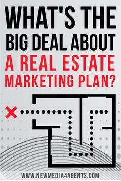 What's The Big Deal About a Real Estate Marketing Plan?