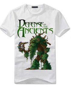 Mens DOTA 2 hero Rooftrellen white t shirt plus size design- Dota 2 T Shirt, Dota2 Heroes, Cheap T Shirts, Tshirts Online, Plus Size, Shorts, Mens Tops, Design