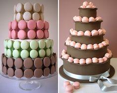 Novela macaron tendencias torta de la boda: Noticias, vídeos, fotos Star