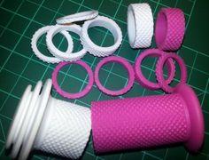 bike handle grip vape band
